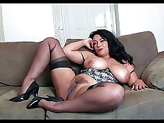 milf in stockings fucked - free forced sex videos